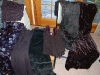 Kiva Bereavement Quilt Black Clothing