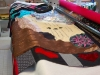 Kiva Bereavement Quilt Being Quilted