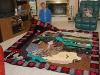 Kiva Bereavement Quilt Displayed