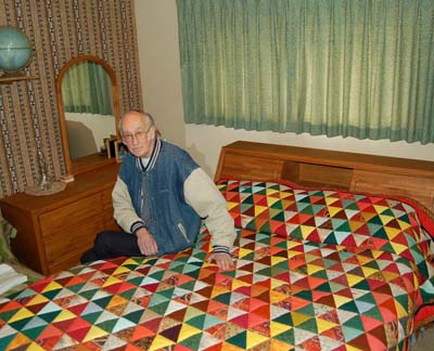 Guys Like Quilts Too • Rhino Quilting : quilting for men - Adamdwight.com
