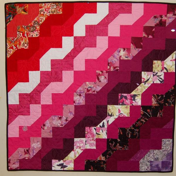 Bereavement quilt - Lindsay's quilt