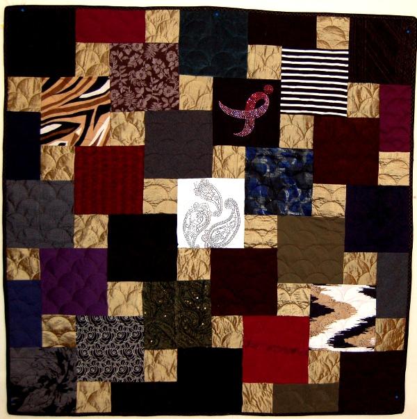 Bereavement quilt - Matthew's quilt