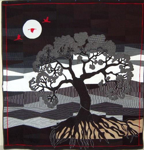 """Tree of Life"" Bereavement Quilt"