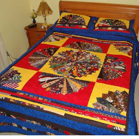 Tie Collection Quilt