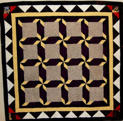 Kendall's quilt re