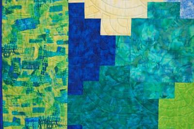 Tessellation Quilt Detail