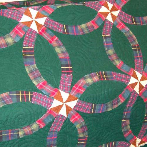 Nancy's Flannel Quilt 2