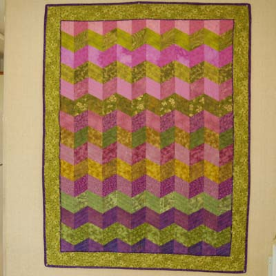 South Quilted Throw