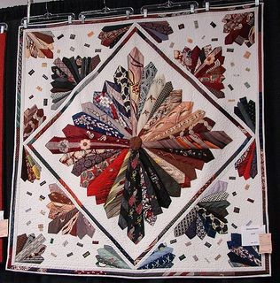 Quilt I used as a template for my own - Artist unknown - but thanks!